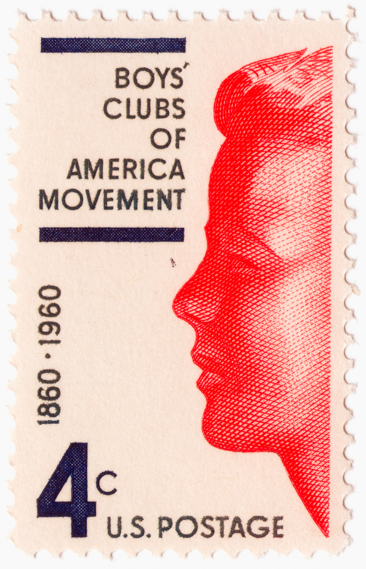 100 Years Boys' Clubs of America (1960)