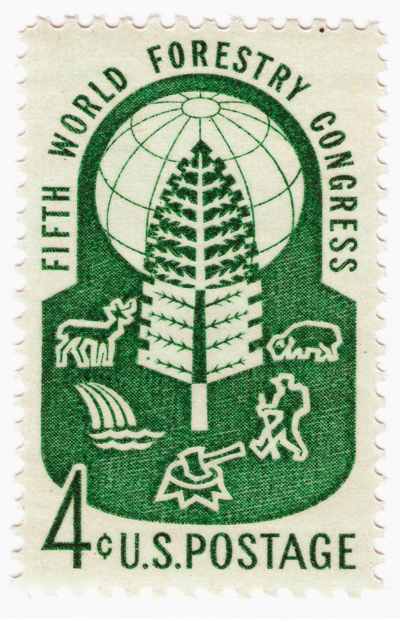 5th World Forestry Congress (1960)