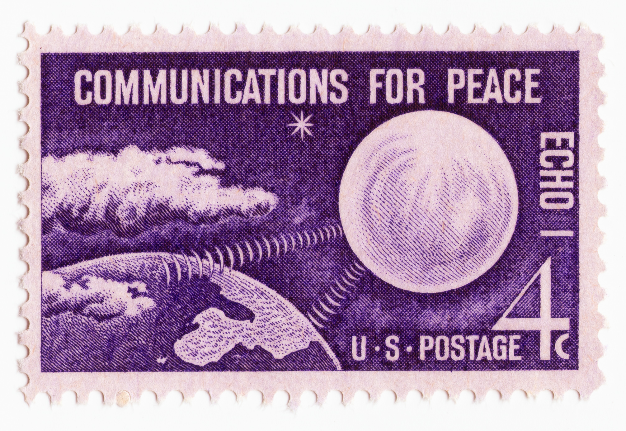 Echo I, Communications for Peace (1960)