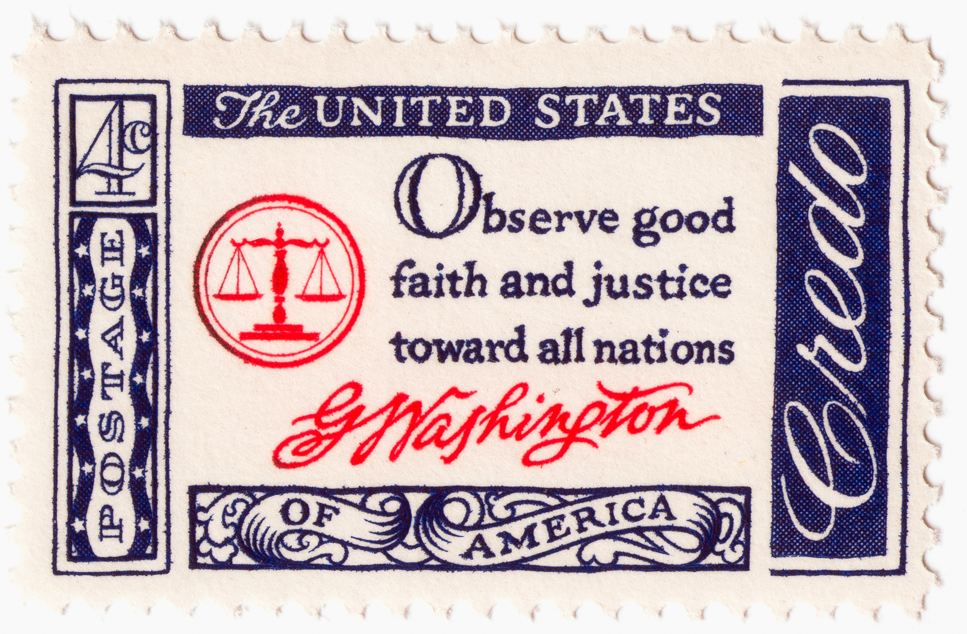 Observe good faith... (1960)