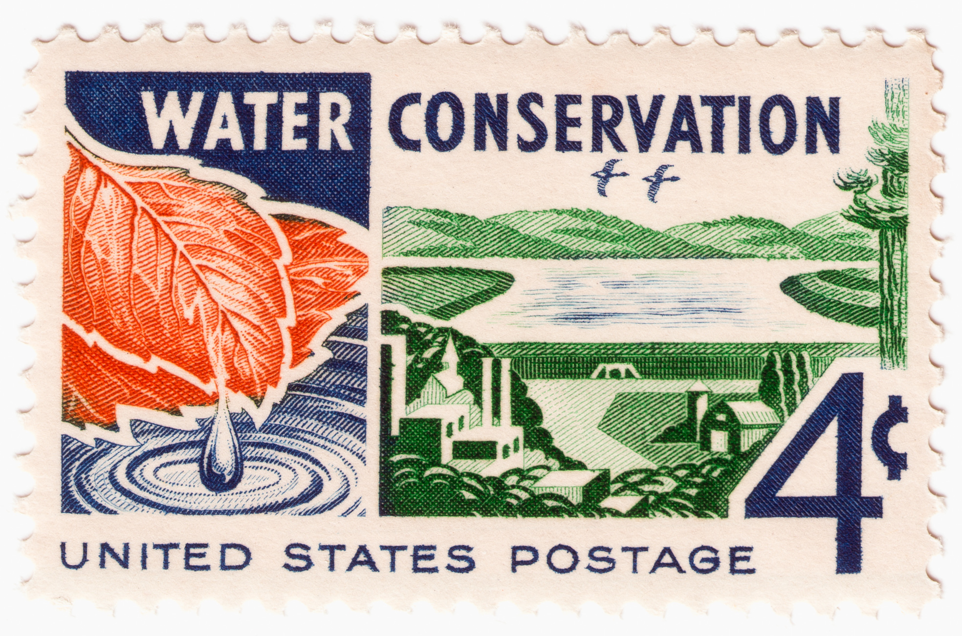 Water Conservation (1960)