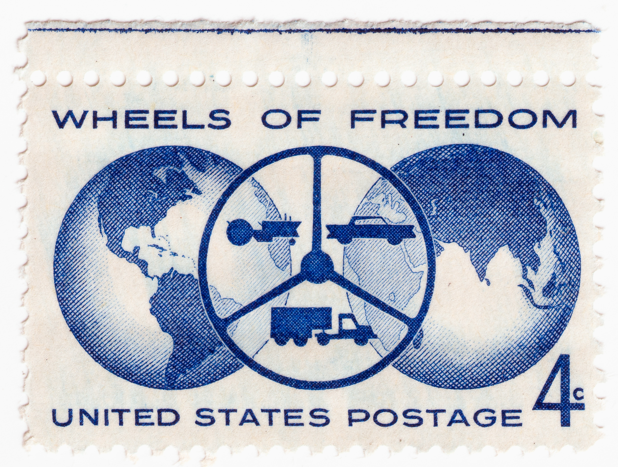 Wheels of Freedom (1960)