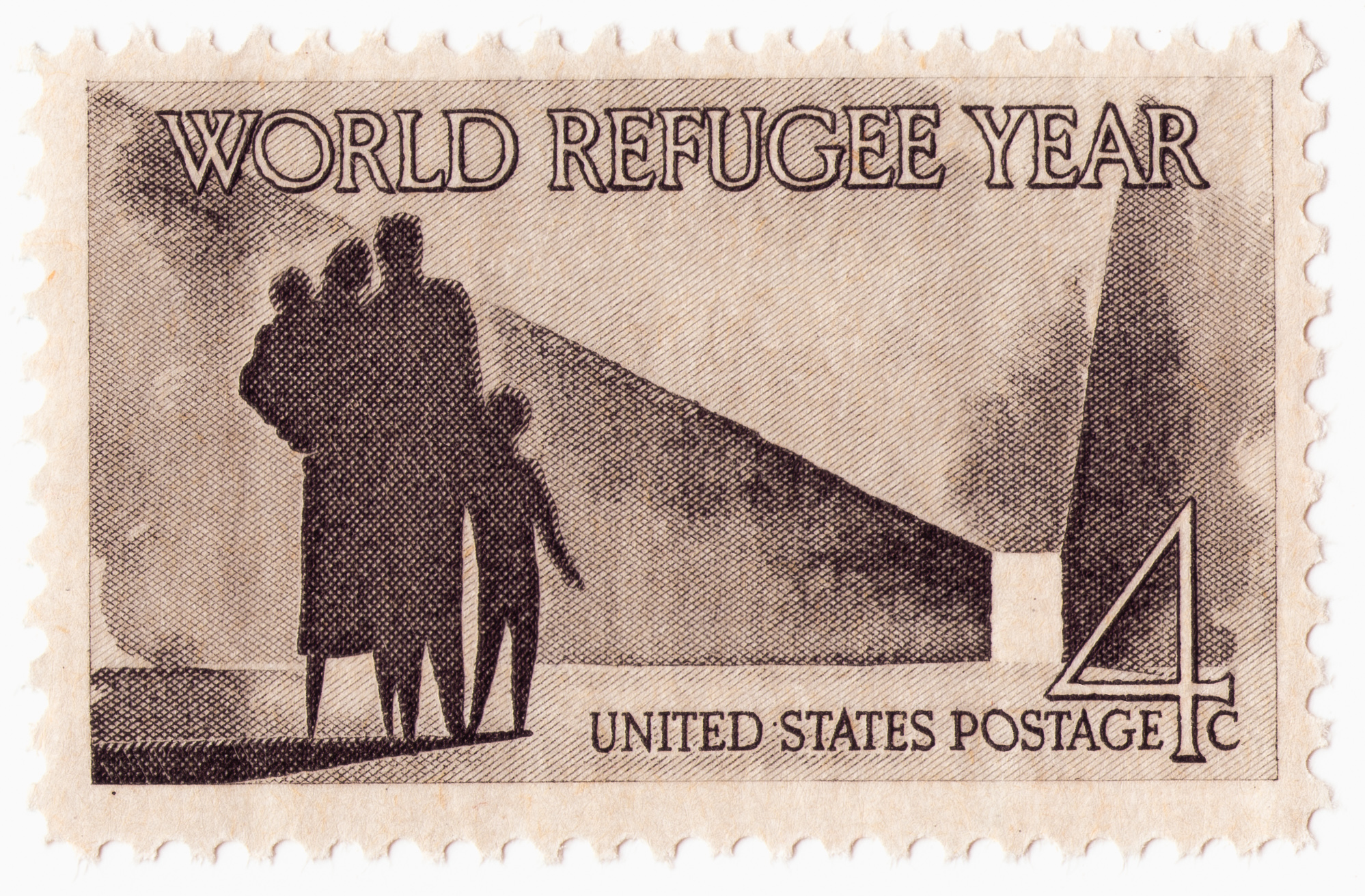 World Refugee Year (1960)
